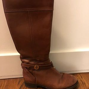 73e1315bec72 Tory Burch Shoes - Tory Burch riding boots size 7 1 2